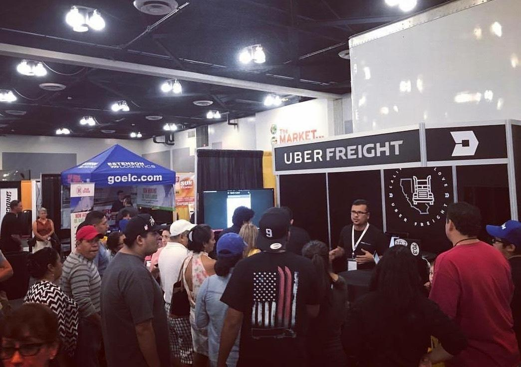 Uber Freight Trade Show
